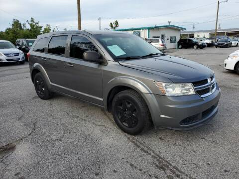 2012 Dodge Journey for sale at Jamrock Auto Sales of Panama City in Panama City FL