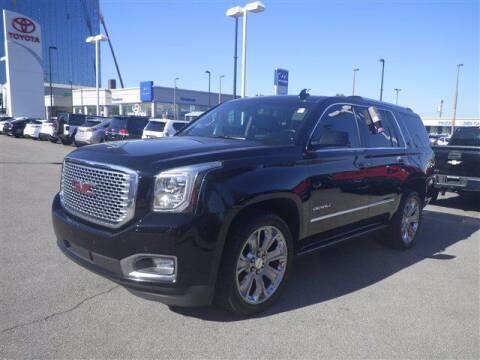 2016 GMC Yukon for sale at BEAMAN TOYOTA GMC BUICK in Nashville TN