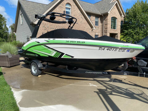 2017 Chapparal  Vortex 203 for sale at Auto Credit Connection LLC in Uniontown PA