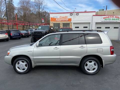 2004 Toyota Highlander for sale at North Hill Auto Sales in Akron OH