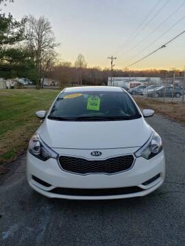 2016 Kia Forte for sale at Speed Auto Mall in Greensboro NC