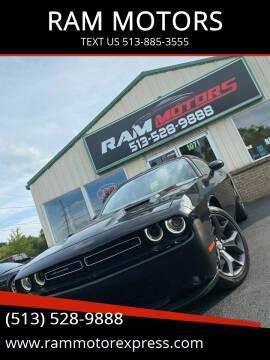 2018 Dodge Challenger for sale at RAM MOTORS in Cincinnati OH