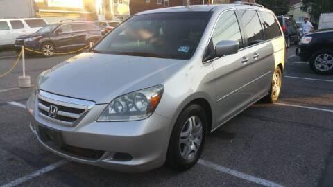2005 Honda Odyssey for sale at Millennium Auto Group in Lodi NJ