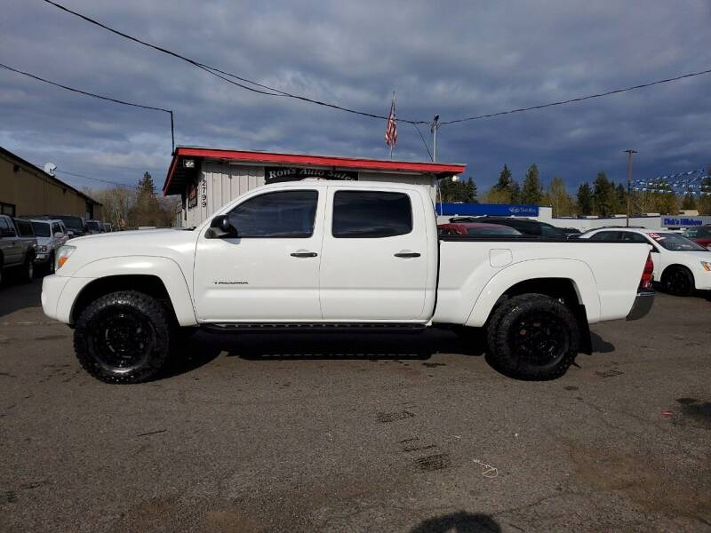 2005 Toyota Tacoma for sale at Ron's Auto Sales in Hillsboro OR