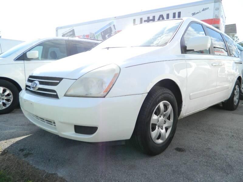 2006 Kia Sedona LX 4dr Mini-Van - Fort Wayne IN