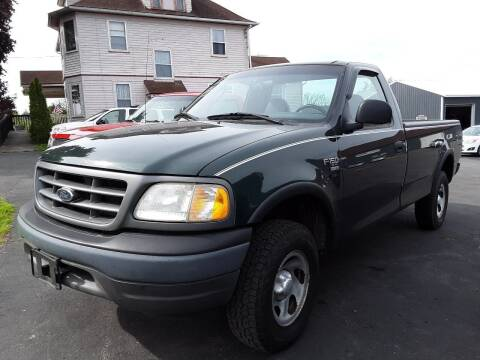 2003 Ford F-150 for sale at Vicki Brouwer Autos Inc. in North Rose NY
