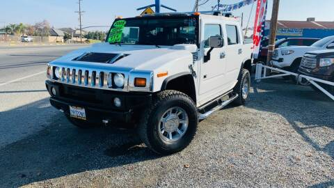 2005 HUMMER H2 SUT for sale at LA PLAYITA AUTO SALES INC - Tulare Lot in Tulare CA