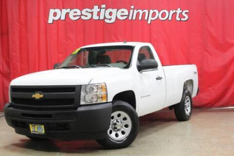 2013 Chevrolet Silverado 1500 for sale at Prestige Imports in St Charles IL