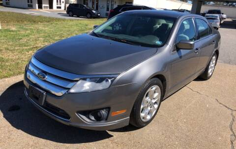 2010 Ford Fusion for sale at VENTURE MOTOR SPORTS in Virginia Beach VA