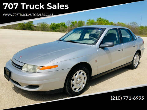 2001 Saturn L-Series for sale at 707 Truck Sales in San Antonio TX