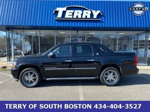 2013 Chevrolet Avalanche for sale at Terry of South Boston in South Boston VA