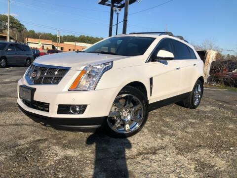 2010 Cadillac SRX for sale at Atlas Auto Sales in Smyrna GA
