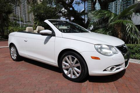2011 Volkswagen Eos for sale at Choice Auto in Fort Lauderdale FL