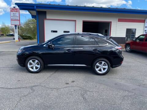 2014 Lexus RX 350 for sale at Auto Outlet in Billings MT