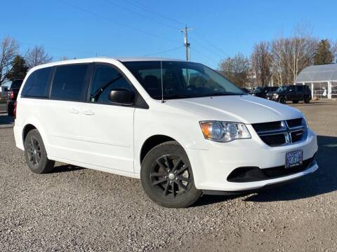 2017 Dodge Grand Caravan for sale at The Other Guys Auto Sales in Island City OR
