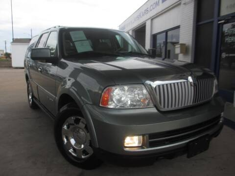 2006 Lincoln Navigator for sale at Jays Kars in Bryan TX