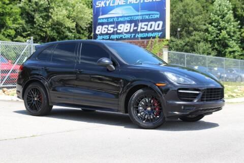 2014 Porsche Cayenne for sale at Skyline Motors in Louisville TN