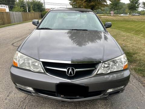 2003 Acura TL for sale at Luxury Cars Xchange in Lockport IL