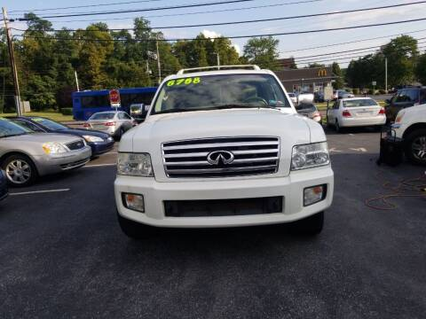 2004 Infiniti QX56 for sale at Roy's Auto Sales in Harrisburg PA
