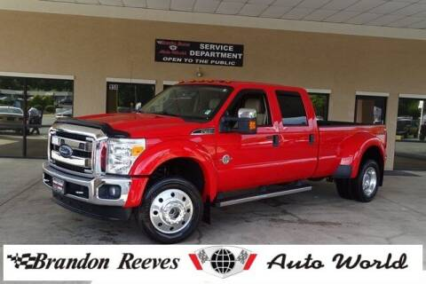 2016 Ford F-450 Super Duty for sale at Brandon Reeves Auto World in Monroe NC