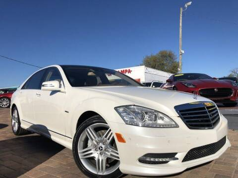 2012 Mercedes-Benz S-Class for sale at Cars of Tampa in Tampa FL