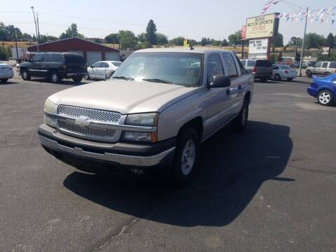 2006 Chevrolet Avalanche for sale at Boise Motor Sports in Boise ID