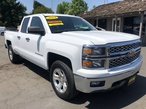 2014 Chevrolet Silverado 1500 for sale at Devine Auto Sales in Modesto CA