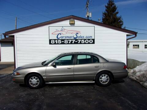 2003 Buick LeSabre for sale at CARSMART SALES INC in Loves Park IL