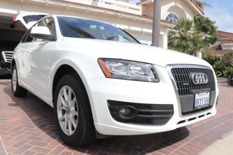 2012 Audi Q5 for sale at Newport Motor Cars llc in Costa Mesa CA