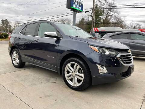 2018 Chevrolet Equinox for sale at The Car Store Inc in Albany NY