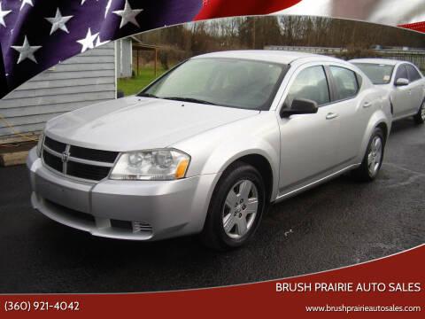 2010 Dodge Avenger for sale at Brush Prairie Auto Sales in Battle Ground WA
