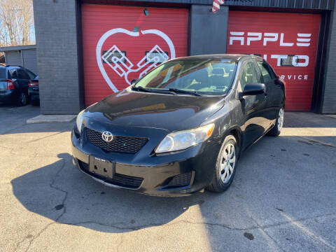 2010 Toyota Corolla for sale at Apple Auto Sales Inc in Camillus NY
