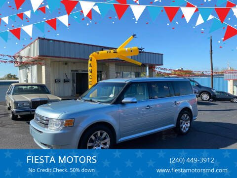 2009 Ford Flex for sale at FIESTA MOTORS in Hagerstown MD