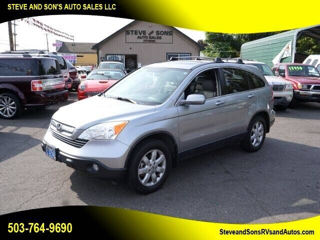 2007 Honda CR-V for sale at Steve & Sons Auto Sales in Happy Valley OR