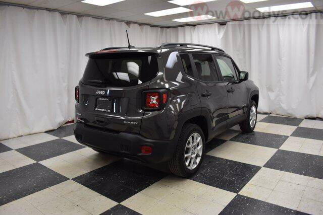 2020 Jeep Renegade 4x4 Sport 4dr SUV - Chillicothe MO