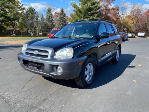 2005 Hyundai Santa Fe for sale at Northstar Auto Sales LLC in Ham Lake MN