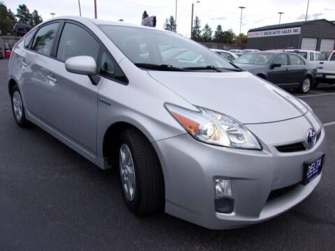 2010 Toyota Prius for sale at Delta Auto Sales in Milwaukie OR