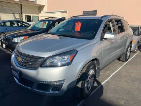 2015 Chevrolet Traverse for sale at ALLMAN AUTO SALES in San Diego CA