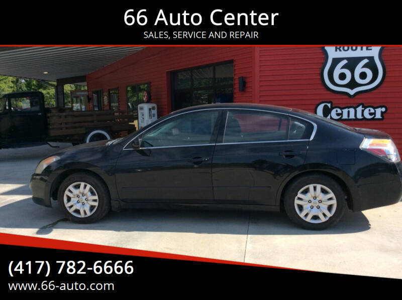 2009 Nissan Altima for sale at 66 Auto Center in Joplin MO