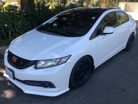 2013 Honda Civic for sale at Boktor Motors in North Hollywood CA
