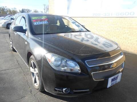 2008 Chevrolet Malibu for sale at Michael Motors in Harvey IL