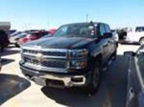 2015 Chevrolet Silverado 1500 for sale at Hickory Used Car Superstore in Hickory NC