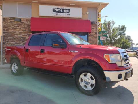 2009 Ford F-150 for sale at 719 Automotive Group in Colorado Springs CO