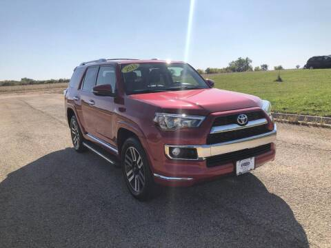 2015 Toyota 4Runner for sale at Alan Browne Chevy in Genoa IL