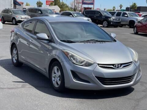 2015 Hyundai Elantra for sale at Brown & Brown Wholesale in Mesa AZ