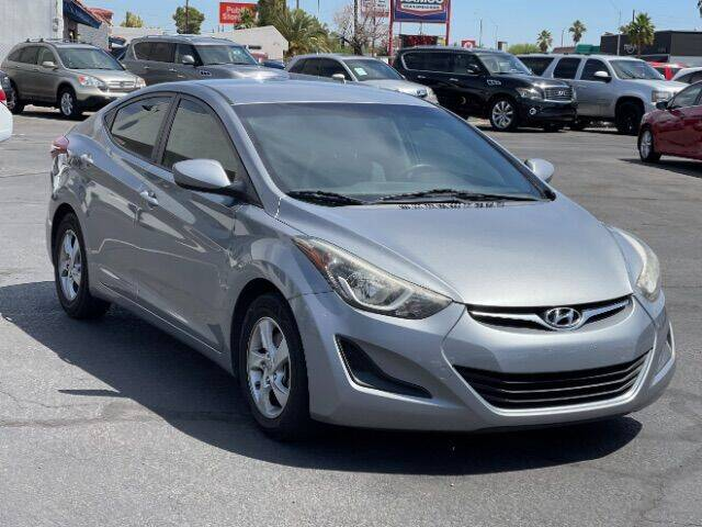 2015 Hyundai Elantra for sale at Brown & Brown Auto Center in Mesa AZ
