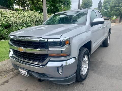 2018 Chevrolet Silverado 1500 for sale at Car Lanes LA in Glendale CA