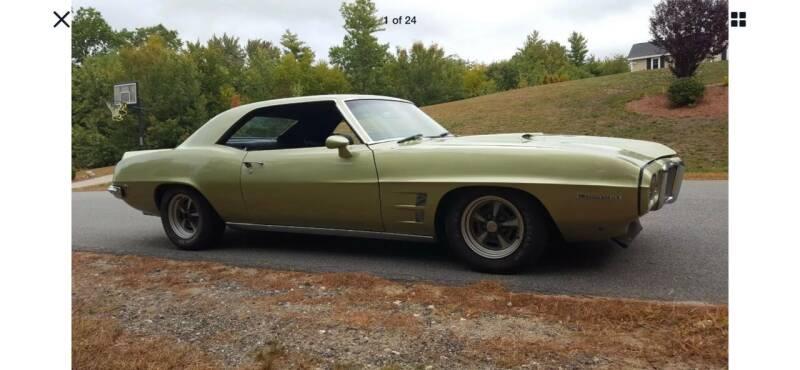1969 Pontiac Firebird for sale at MEE Enterprises Inc in Milford MA