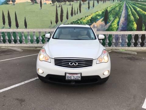 2010 Infiniti EX35 for sale at Star One Motors in Hayward CA