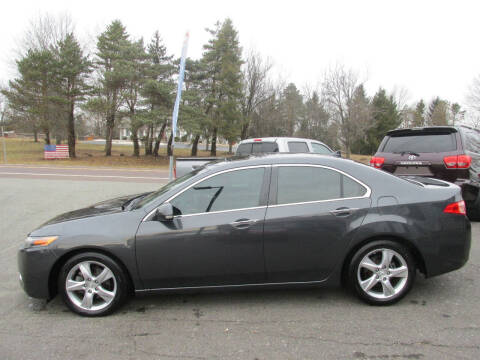 2011 Acura TSX for sale at GEG Automotive in Gilbertsville PA